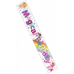 Magical Birthday 9ft Banner