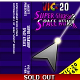 SUPER STARSHIP SPACE ATTACK   VIC 20+1..