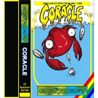 CORACLE - Sinclair ZX Spectrum 48K cas..