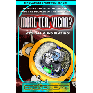 MORE TEA, VICAR - Sincl..