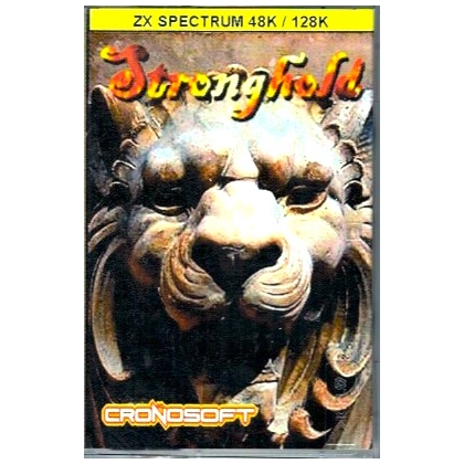STRONGHOLD - ZX Spectrum 48K - VERY SHORT TIME LIMITED REISSUE