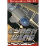 CYBER WING - Commodore 64 cassette