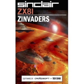 ZINVADERS - Sinclair ZX..