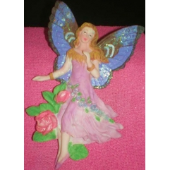 Fairy Wall Plaque 1