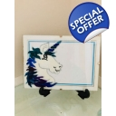 Blue Unicorn Photo Frame