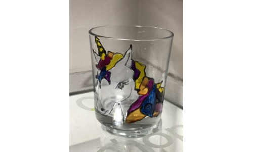 Unicorn Glass