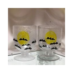 Bat Bubble Glasses