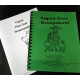 Pygora Goat Management & Showmanship Booklet Bundle