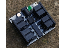 Mindburner 3 way MIDI Thru - self powered