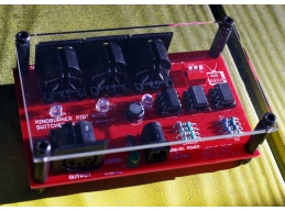 MINDBURNER 3 into 1 MIDI auto switch unit & cover, NOT merge