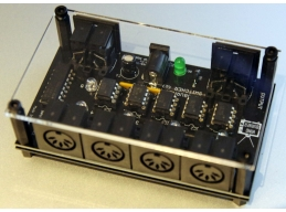 Mindburner 5 into 1 MIDI auto switch unit & cover, NOT merge