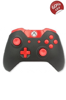 ModsRus 10,000 Marksman Modded Controllers Xbox One Red Out