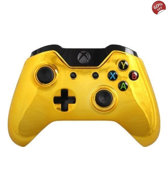 ModsRus 10,000 Marksman Modded Controllers Xb1 Gold Out