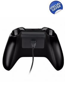 xbox one rechargeable battery pack & charge & play cable Combo