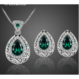 Bridal Wedding Jewelry Set C..