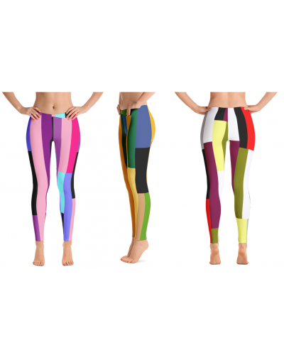 Supreme Multicolored Leggings