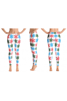 Snowman Leggings