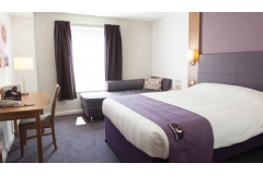 Medway Kent twin room
