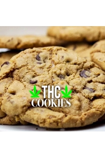 Chocolate Chip Cookies 3 pack 25mg each