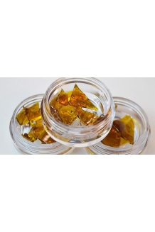 Lemon Bubble Shatter Sativa 1g