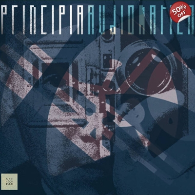 PRINCIPIA AUDIOMATICA Distorted Information CD title=