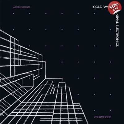 V/A Cold Waves + Minimal Electronics Volume One CD title=