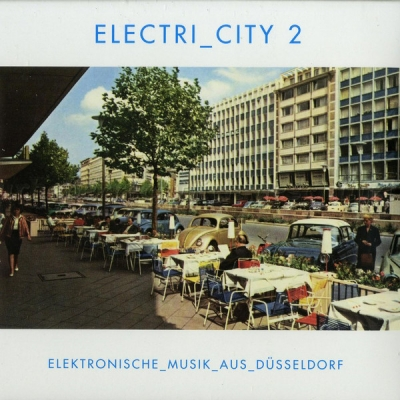 V/A 'ELECTRI_CITY 2' LP title=
