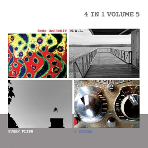 V/A 4 In 1 Volume 5 LP ..