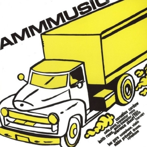 AMM ‎Ammmusic LP