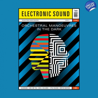 ELECTRONIC SOUND ISSUE 32 Magazine title=