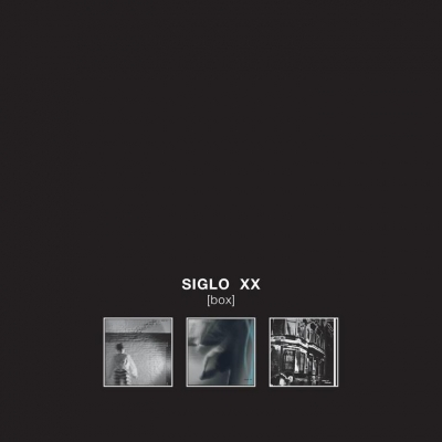 SIGLO XX [Box] CD title=