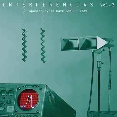 V/A Interferencias Vol. 2: Spanish Synth Wave 1980-1989 CD title=