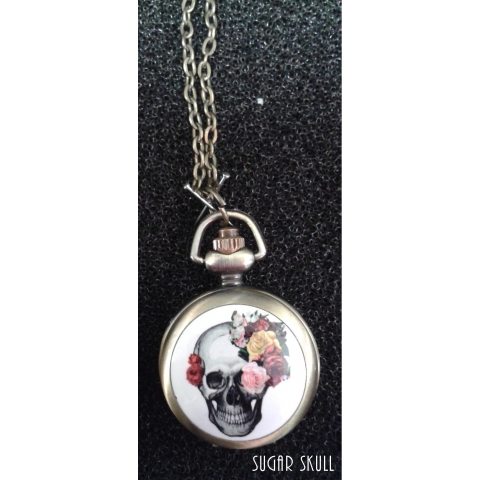 Fob Watch Necklaces