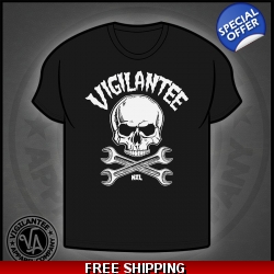 Vigilantee Bad Ass Tee