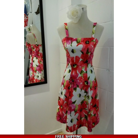 Floral Dresses - NZ Made!