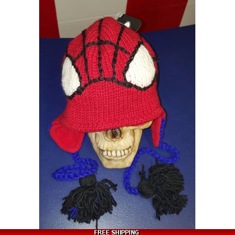 Spider Woolen Hat