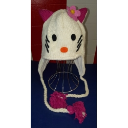 Kitty Woolen Hat