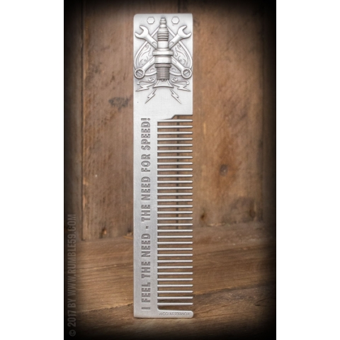 Need For Speed Embossed Comb