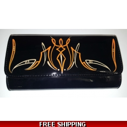 Kustom Painted Clutch