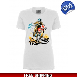 Steady Solo Racer Tee