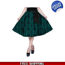 Full Circle Skirt with ..