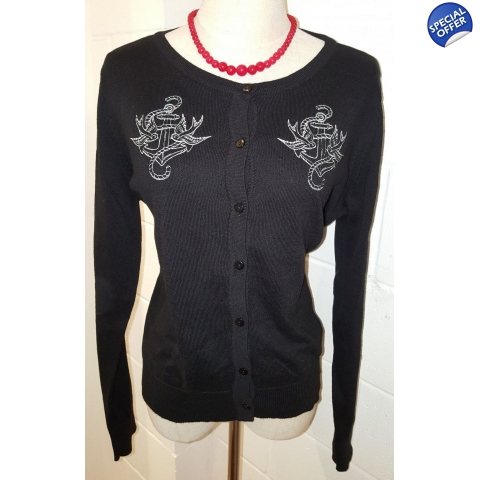 Swallow & Anchor Cardigan