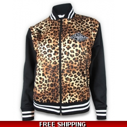 Leopard Stadium Jacket