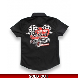 Kids Speed Shop Workshirt