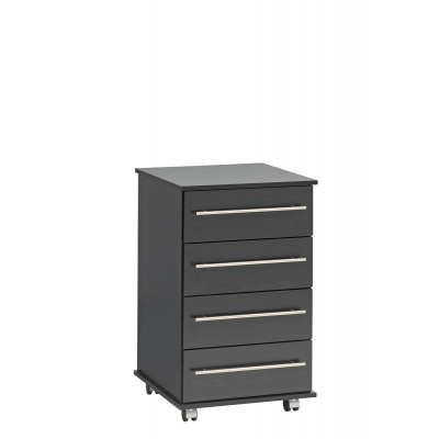 Bobby 4 Drawer Bedside