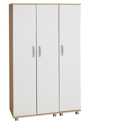 Regal 3 Door Wardrobe Plain