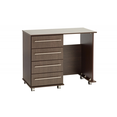 New York Single knee hole dresser