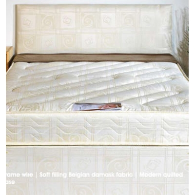 Maxi Deep Quilt Matt Single