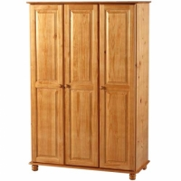 Pine bedroom set quatro