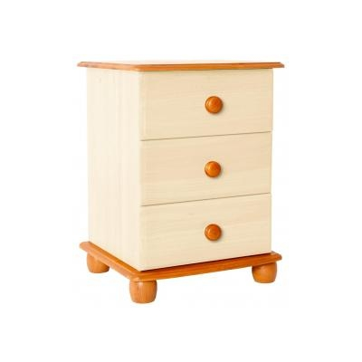 Skagen pine 3 drawer chest